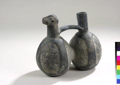 Vase siffleur