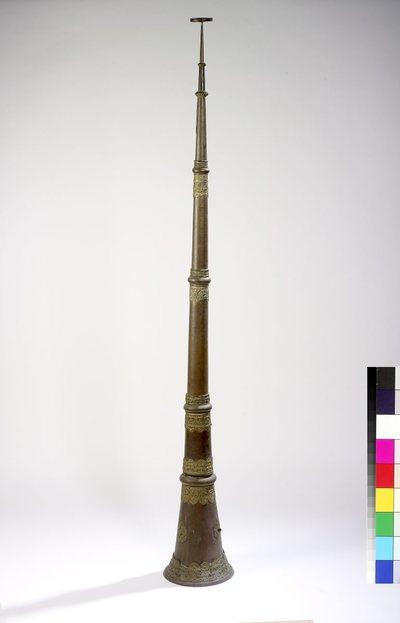 Trompe télescopique (dung-chen)