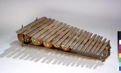 Xylophone à 19 lames