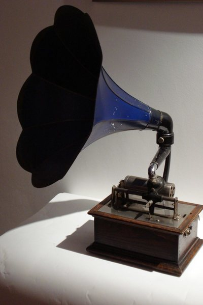 Phonographe BVT