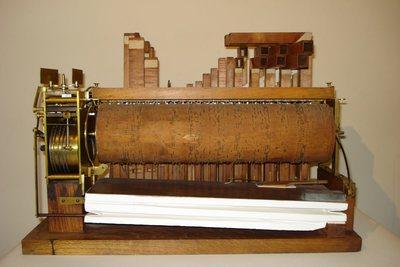 Pendule à orgue