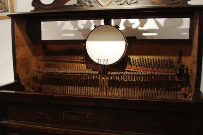 Piano mécanique Racca Angel