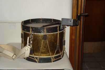 Tambour mécanique