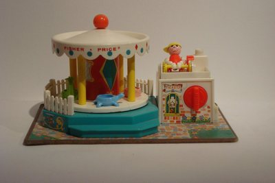 Manège Fisher Price
