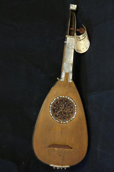Mandoline napolitaine