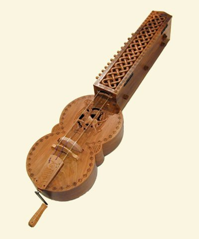 Vielle à roue Organistrum (copie)