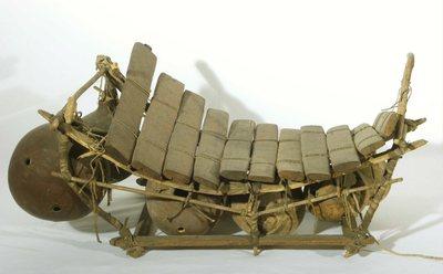 Xylophone balafon