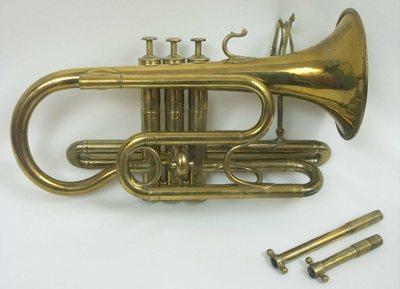 Saxhorn baryton en sib ou saxotromba