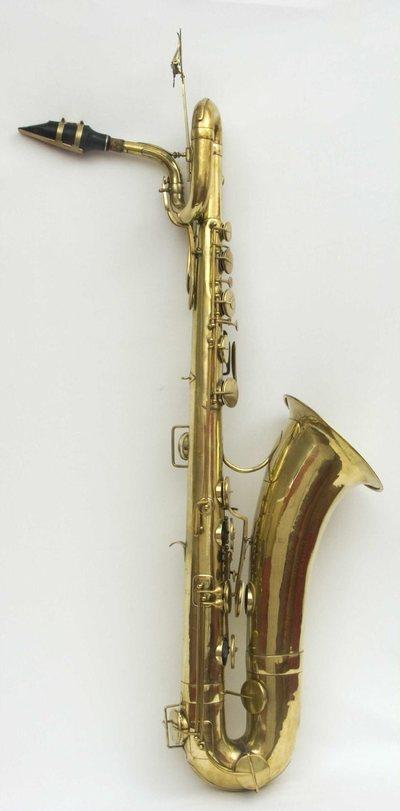 Saxophone baryton en mib