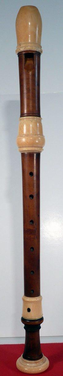 Flûte à bec alto