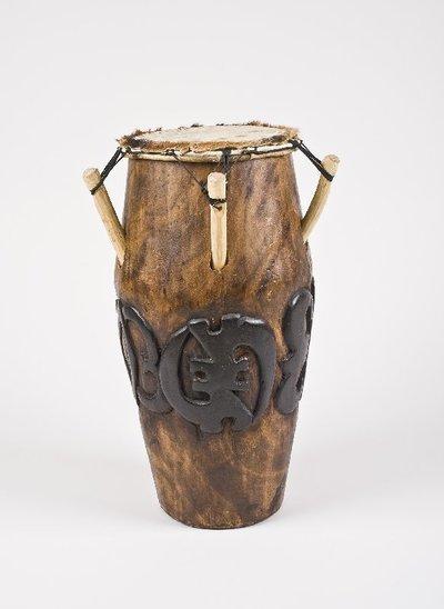 tambour biconique