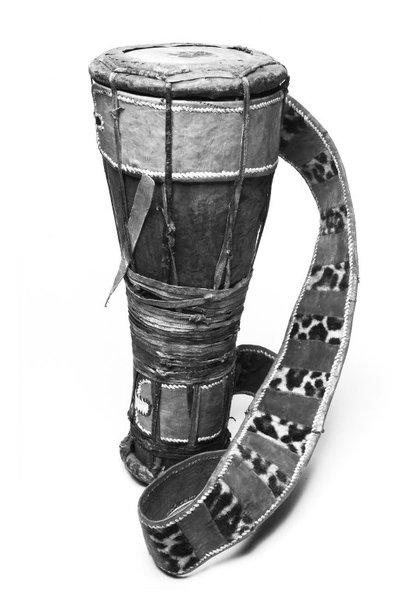 Double drum.