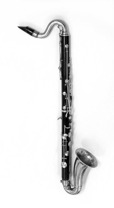 Bass clarinet. Nominal pitch: B?.