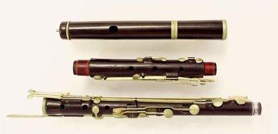 Flute. Nominal pitch: C.