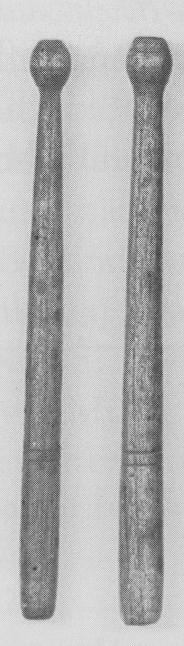2 Trommelschlägel