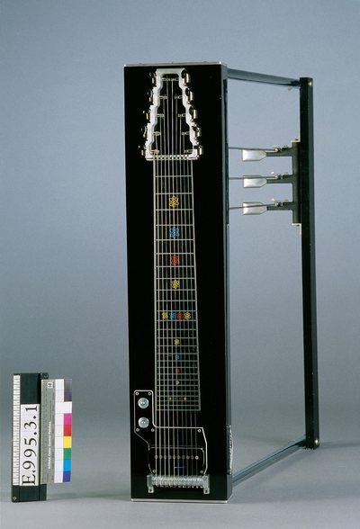 Guitare hawaïenne électrique pedal steel