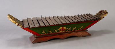Gambang kajoe, Gambang kayu, Gambang