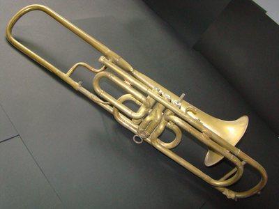 Trombone à pistons