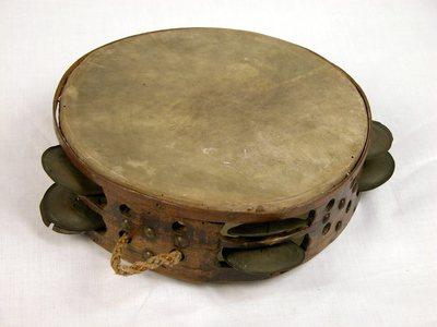 Tambour sur cadre tambourin panderoa tambour de basque ttunttuna