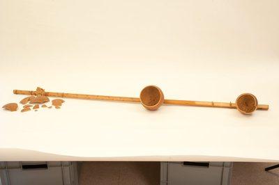 Cithare-bâton Mvet