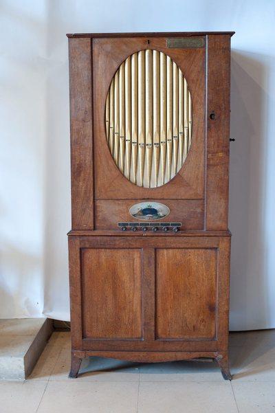 Orgue mécanique Barrel-Organ