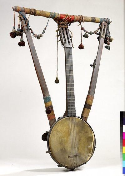 Banjo-lyre