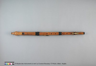 Flûte à bec ténor