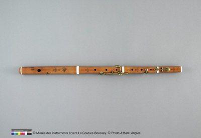 Flûte tierce en fa