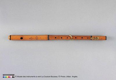 Flûte tierce en sol