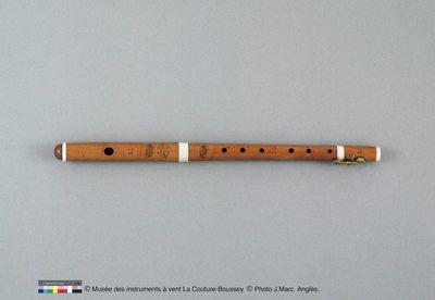 Flûte traversière piccolo