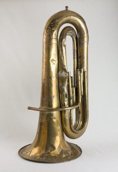 Saxhorn contrebasse en sib