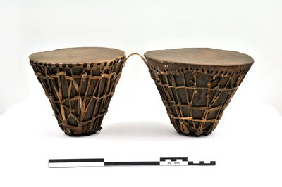 Paire de timbalons