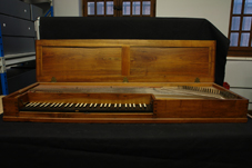 Pianoforte carré