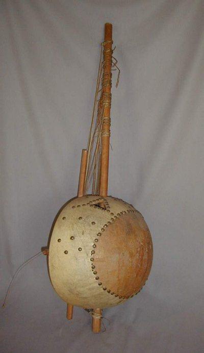 Harpe-luth Kora