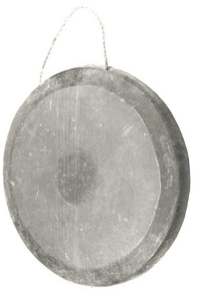 Gong (avec 2 maillets)