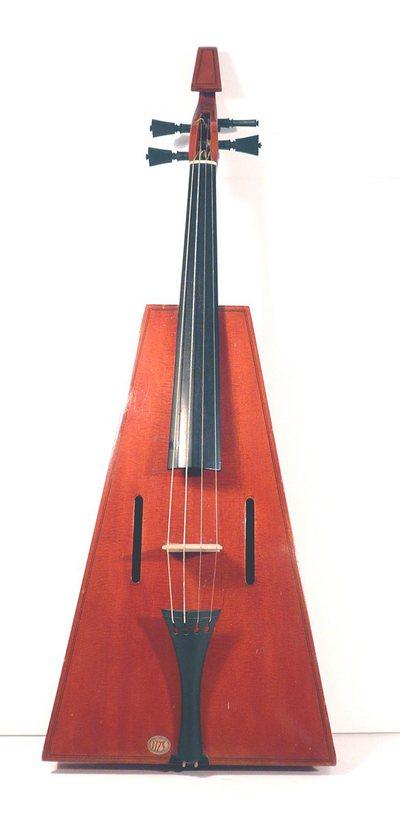 Violon forme Savart