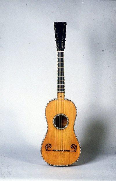 Guitare baroque