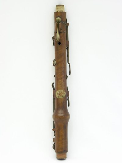 Clarinette en fa