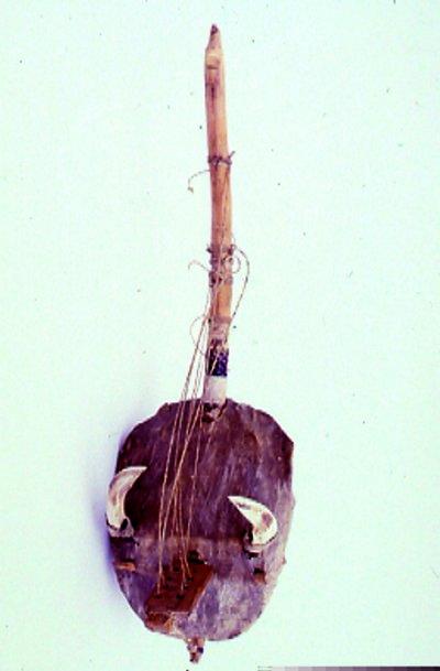 Harpe-luth à 8 cordes Kora