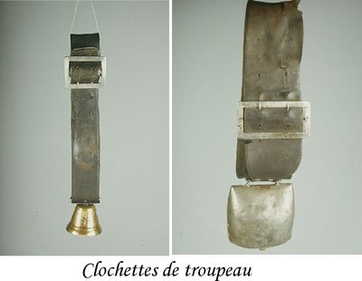 Cloche de troupeau