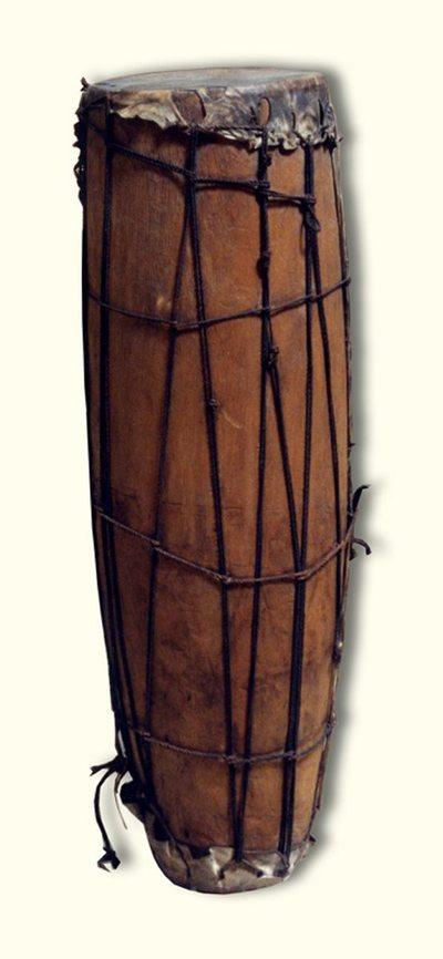 Tambour galbé