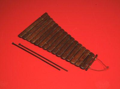 Xylophone vertical Echelette