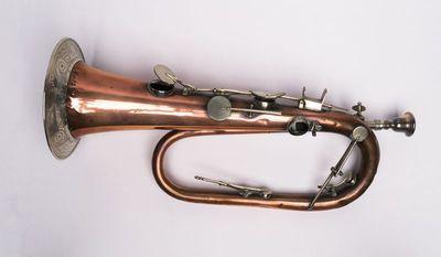 Keyed bugle in C
