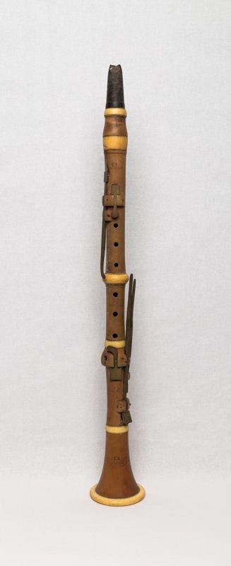 Clarinet in C
