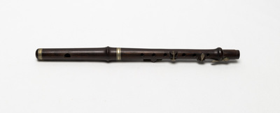 Transverse flute in B-flat (A-flat)