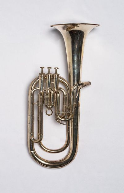 Tenor saxhorn in E-flat