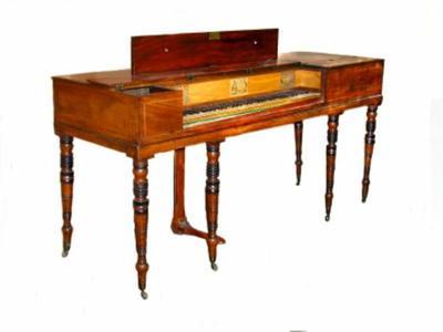Square pianoforte