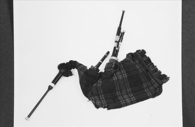 Small pipes bagpipe