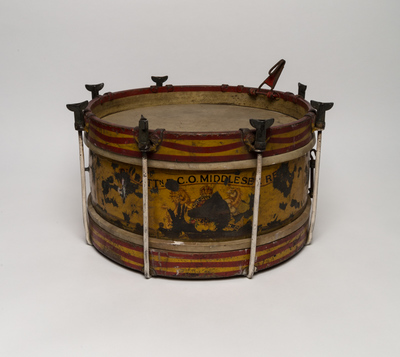 Military snare drum