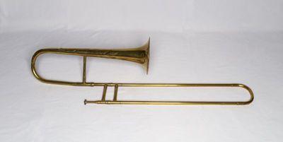 Tenor trombone in C